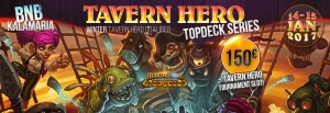 Tavern Hero Top Deck #1 @ BNB Καλαμαριάς