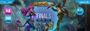 Hearthstone B-Legend Spring Season LAN Finals 26/5/18