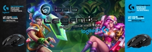 LOL BNB Legends by Logitech #4