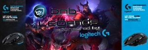 LOL BNB Legends by Logitech #3