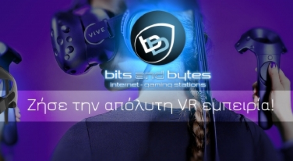 Bits and Bytes VR - Live the Future